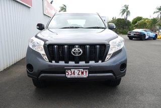 2017 Toyota Landcruiser Prado GDJ150R GX Grey 6 Speed Sports Automatic Wagon