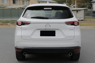 2020 Mazda CX-8 KG2WLA Sport SKYACTIV-Drive FWD Snowflake White 6 Speed Sports Automatic Wagon