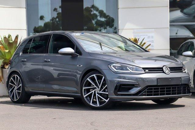 Demo Volkswagen Golf Sutherland, Golf R 7spd Ptrl Dsg 5dr Hth
