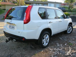 2010 Nissan X-Trail T31 Series IV ST 2WD White 6 Speed Manual Wagon