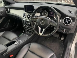 2014 Mercedes-Benz GLA-Class X156 GLA250 DCT 4MATIC Silver 7 Speed Sports Automatic Dual Clutch