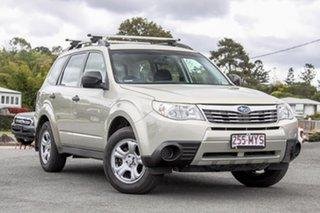 2010 Subaru Forester S3 MY10 XS AWD Bronze 4 Speed Sports Automatic Wagon.