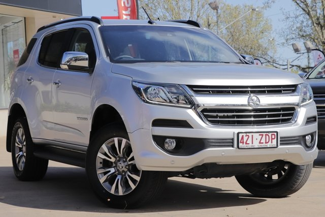 Used Holden Trailblazer RG MY20 LTZ, 2019 Holden Trailblazer RG MY20 LTZ Silver 6 Speed Sports Automatic Wagon