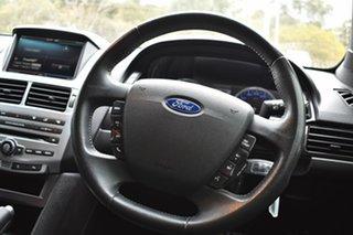 2016 Ford Falcon FG X XR6 Silver 6 Speed Sports Automatic Sedan