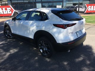 2020 Mazda CX-30 DM4WLA X20 SKYACTIV-Drive i-ACTIV AWD Astina White Pearl 6 Speed Sports Automatic