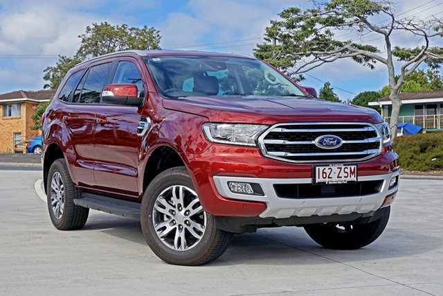 Used Ford Everest UA II 2020.25MY Trend, 2020 Ford Everest UA II 2020.25MY Trend Sunset 10 Speed Sports Automatic SUV