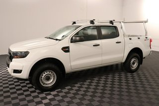 2015 Ford Ranger PX MkII XL Hi-Rider White 6 speed Automatic Utility
