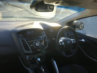 2011 Ford Focus LW Titanium PwrShift Blue 6 Speed Automatic Sedan