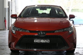 2019 Toyota Corolla Mzea12R SX Volcanic Red 10 Speed Constant Variable Sedan