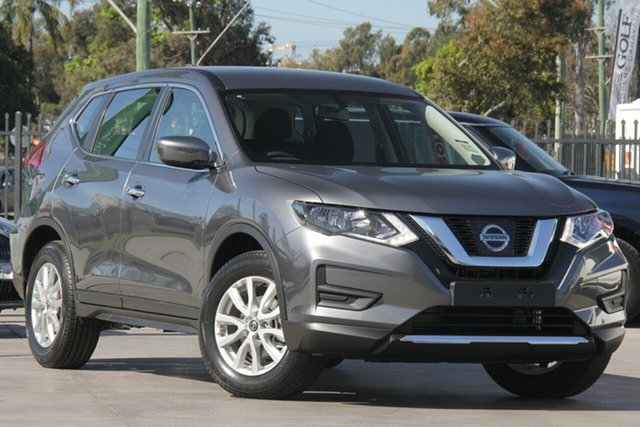 New Nissan X-Trail T32 MY21 ST X-tronic 4WD Castle Hill, 2021 Nissan X-Trail T32 MY21 ST X-tronic 4WD Gun Metallic 7 Speed Constant Variable Wagon