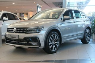 2020 Volkswagen Tiguan 5N MY20 162TSI DSG 4MOTION Highline Silver 7 Speed