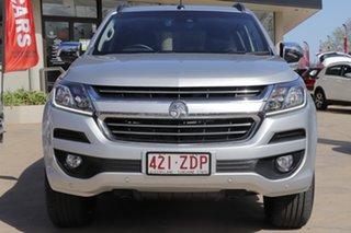 2019 Holden Trailblazer RG MY20 LTZ Silver 6 Speed Sports Automatic Wagon.