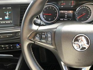 2018 Holden Commodore ZB MY19 RS Liftback Red 9 Speed Sports Automatic Liftback