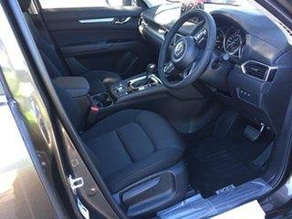 2020 Mazda CX-5 KF4WLA Maxx SKYACTIV-Drive i-ACTIV AWD Sport Titanium Flash 6 Speed Sports Automatic
