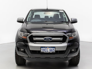 2017 Ford Ranger PX MkII MY17 XLS 3.2 (4x4) Black 6 Speed Automatic Double Cab Pick Up.