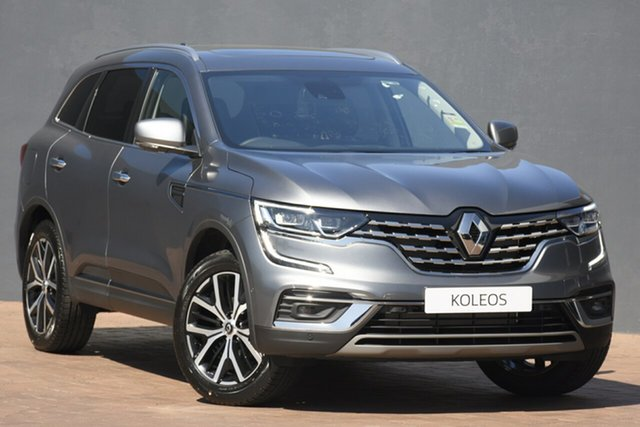 New Renault Koleos HZG MY21 Intens X-tronic Nailsworth, 2021 Renault Koleos HZG MY21 Intens X-tronic Highland Grey 1 Speed Constant Variable Wagon