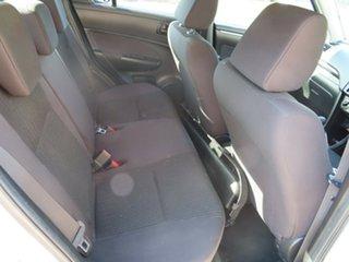 2013 Suzuki Swift GL White 5 Speed Manual Hatchback