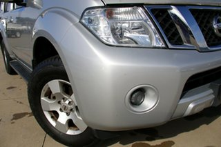 2010 Nissan Pathfinder R51 MY10 ST Silver 5 Speed Sports Automatic Wagon.
