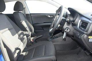 2021 Kia Rio YB MY21 Sport Sporty Blue 6 Speed Automatic Hatchback