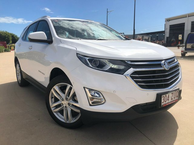 Used Holden Equinox EQ MY20 LTZ FWD, 2019 Holden Equinox EQ MY20 LTZ FWD White 9 Speed Sports Automatic Wagon