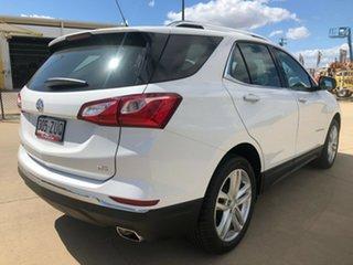 2019 Holden Equinox EQ MY20 LTZ FWD White 9 Speed Sports Automatic Wagon.