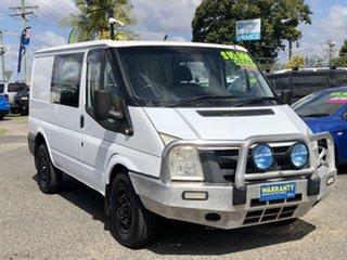 2010 Ford Transit VM Low Roof MWB White 5 Speed Manual Van