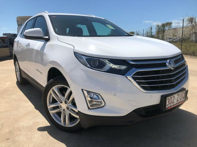 Used Holden Equinox EQ MY20 LTZ-V AWD, 2020 Holden Equinox EQ MY20 LTZ-V AWD White 9 Speed Sports Automatic Wagon