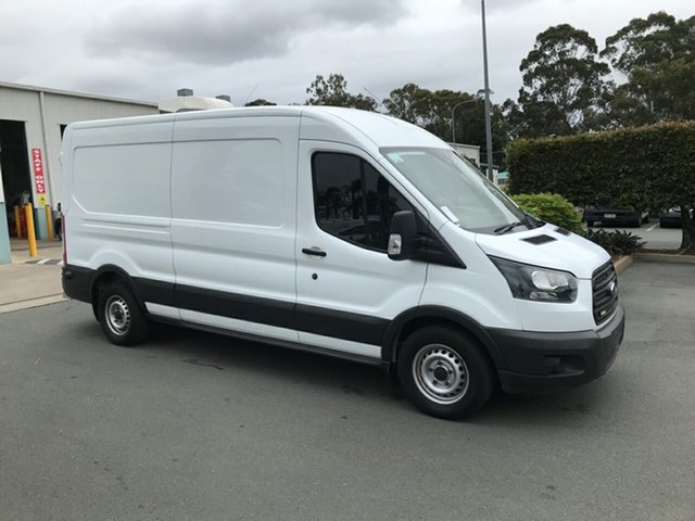 Used Ford Transit VO 2017.75MY 350L (Mid Roof), 2017 Ford Transit VO 2017.75MY 350L (Mid Roof) White 6 speed Automatic Van