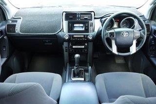 2012 Toyota Landcruiser Prado KDJ150R GXL 5 Speed Sports Automatic Wagon.