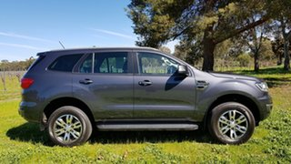2018 Ford Everest UA II 2019.00MY Trend Grey 6 Speed Sports Automatic SUV.