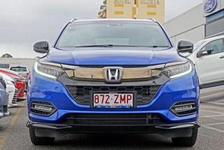 2019 Honda HR-V MY20 RS Blue 1 Speed Constant Variable Hatchback.