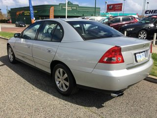 2004 Holden Commodore VY II Equipe Silver 4 Speed Automatic Sedan