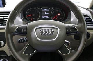 2013 Audi Q3 8U 2.0 TFSI Quattro (125kW) Blue 7 Speed Auto Dual Clutch Wagon