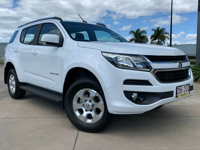 Used Holden Trailblazer RG MY20 LT, 2020 Holden Trailblazer RG MY20 LT White 6 Speed Sports Automatic Wagon