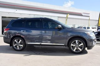 2014 Nissan Pathfinder R52 MY14 Ti X-tronic 4WD Grey 1 Speed Constant Variable Wagon.