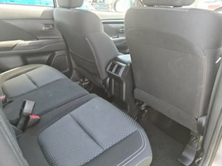 2018 Mitsubishi Outlander Grey Automatic Wagon