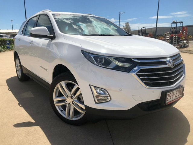 Used Holden Equinox EQ MY20 LTZ-V AWD, 2019 Holden Equinox EQ MY20 LTZ-V AWD White 9 Speed Sports Automatic Wagon