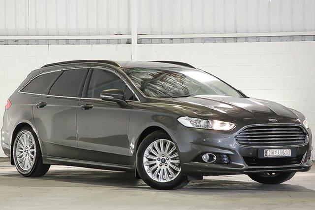 Used Ford Mondeo MD Trend, 2016 Ford Mondeo MD Trend Grey 6 Speed Sports Automatic Dual Clutch Wagon