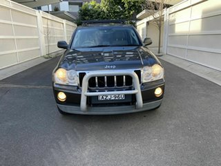 2006 Jeep Grand Cherokee WH MY2006 65th Anniversary Green 5 Speed Automatic Wagon.