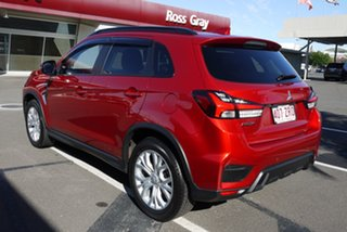2020 Mitsubishi ASX XD MY20 LS 2WD Red 1 Speed Constant Variable Wagon