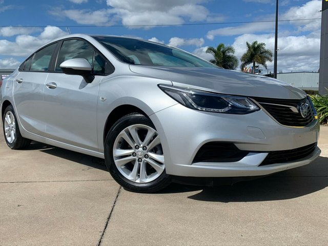 Used Holden Astra BL MY17 LS+, 2017 Holden Astra BL MY17 LS+ Silver 6 Speed Sports Automatic Sedan