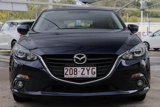 2015 Mazda 3 BM5438 SP25 SKYACTIV-Drive Blue 6 Speed Sports Automatic Hatchback