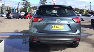 2014 Mazda CX-5 KE1031 MY14 Maxx SKYACTIV-Drive AWD Blue 6 Speed Sports Automatic Wagon