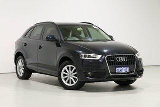 2013 Audi Q3 8U 2.0 TFSI Quattro (125kW) Blue 7 Speed Auto Dual Clutch Wagon.