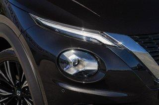 2020 Nissan Juke F16 Ti DCT 2WD Pearl Black 7 Speed Sports Automatic Dual Clutch Hatchback