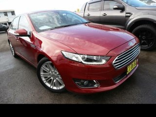 Ford FG G6E Sedan 4.0L DOHC DI-VCT I6 6 Speed Floor Auto (zYAB953).