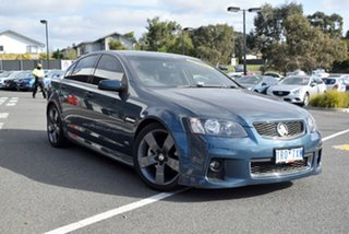 2012 Holden Commodore VE II MY12.5 SS Z Series Chlorophyll 6 Speed Sports Automatic Sedan.