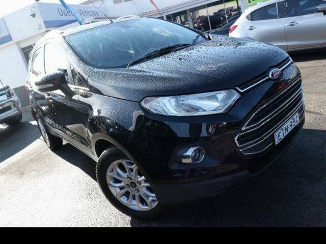 Used Ford Ecosport  , Ford ECOSPORT (IN) 2013 MY SUV TITANIUM NON LOCAL SVP 1.5L I4 PETROL 6 SPD AUTO TRANS