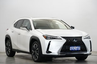 2018 Lexus UX MZAA10R UX200 2WD Sport Luxury White 1 Speed Constant Variable Hatchback