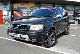 2013 Volvo XC90 P28 MY13 D5 Geartronic R-Design Grey 6 Speed Sports Automatic Wagon.